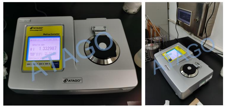 ATAGO(爱拓)折光仪 RX-007α用于精确控制己内酰胺浓度.png